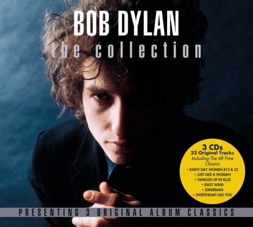 Bob Dylan - The Collection,3 CD Boxed Set: Blonde on Blonde/Blood on the Tracks/Infidels - Lyrics2You
