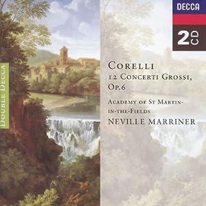 Corelli: 12 Concerti Grossi op6