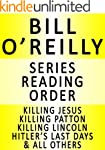 BILL O'REILLY - SERIES READING ORDER...
