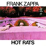 Frank Zappa - Hot Rats - Mounted Poster