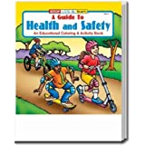 A Guide to Health and Safety Coloring and Activity Book Trade Show Giveaway
