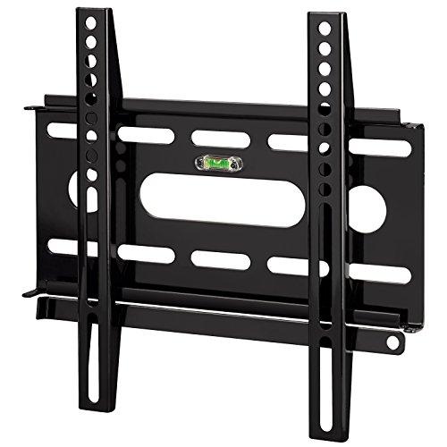 """Hama TV-Wandhalterung """"Ultraslim"""" für 48 – 94 cm Diagonale (19 – 37 Zoll), für max. 25 kg, VESA bis 200 x 200, schwarz"""