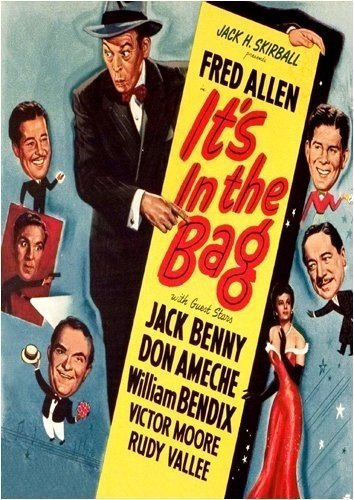 DVD : It's In The Bag
