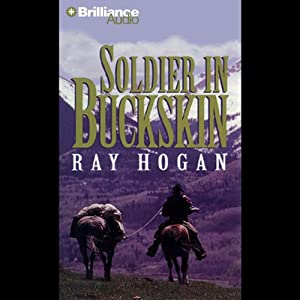 Soldier in Buckskin Audiobook