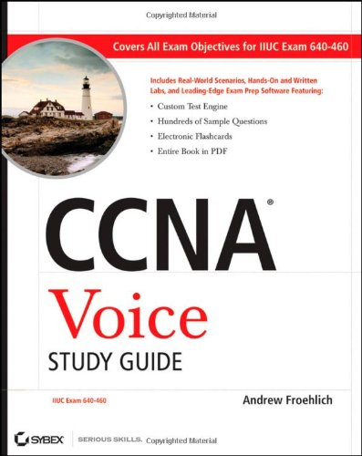 Sybex ccna voice study guide
