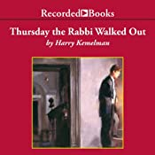 Thursday the Rabbi Walked Out: A Rabbi Small Mystery, Book 7 | Harry Kemelman