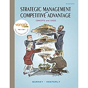 VangoNotes for Strategic Management and Competitive Advantage Audiobook