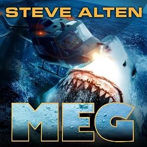 Meg: A Novel of Deep Terror with Meg: Origins Audiobook