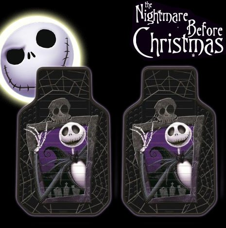 nightmare before christmas car accessories set release date price and specs. Black Bedroom Furniture Sets. Home Design Ideas
