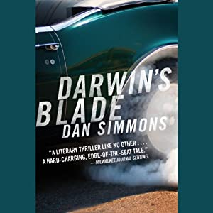 Darwin's Blade Audiobook