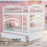 Atlantic Furniture Windsor Twin Bunk Bed