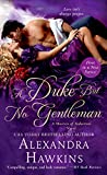 A Duke but No Gentleman (Masters of Seduction)