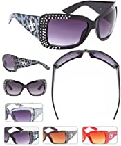 Compare to Fleur De Lis Womens Sunglasses #77