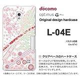 docomo Optimus G Pro L-04E ケース Optimus G Pro L-04E カバー ケース・ジャケット【パステル和柄/l04e-M745】