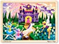 Melissa & Doug Fairy Fantasy JigsawPuzzle 48 pc