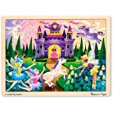 Melissa & Doug Fairy Fantasy Jigsaw 48 Piece