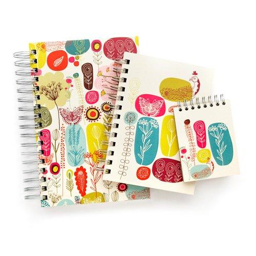 Plan Ahead Journal Assorted Patterns
