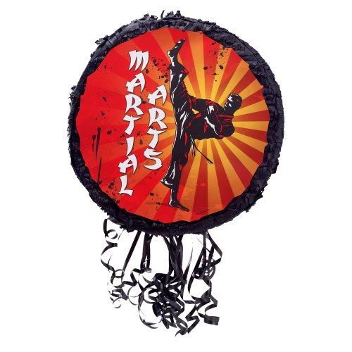Martial Arts Pull String Pinata