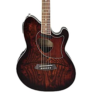 ibanez talman tcm50vbs brun sunburst acoustic electric guitars steel acoustic electrics amazon. Black Bedroom Furniture Sets. Home Design Ideas