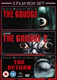 echange, troc The Grudge / The Grudge 2 / The Return [Import anglais]