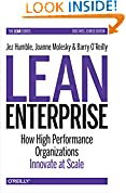#9: Lean Enterprise: How High Performance Organizations Innovate at Scale