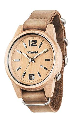 Wooden Watch Wewood CORIUM Beige Terra