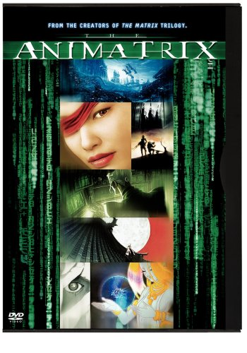 Cover art for  The Animatrix