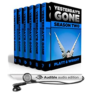 Yesterday's Gone: Season 2 (Unabridged)
