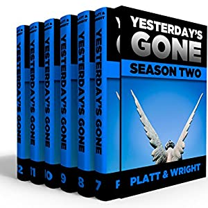 Yesterday's Gone: Season 2 Audiobook