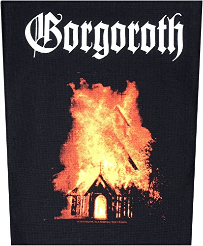 Toppa Gorgoroth Church Helloween