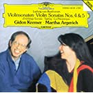 Beethoven: Violin Sonatas Nos.4 & 5 