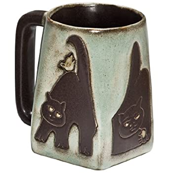 Cats Square Mara Mug