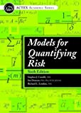 img - for Models For Quantifying Risk, 6th Edition book / textbook / text book