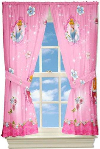 rideau chambre fille princesse paihhi