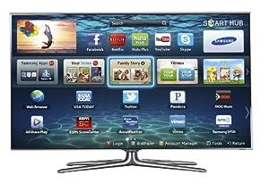Samsung UN55ES7100 55-Inch 1080p 240Hz 3D Slim LED HDTV (Silver)