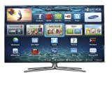 Samsung UN60ES7100 60-Inch 1080p 240Hz 3D Slim LED HDTV (2012 Model) by Samsung