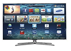 Samsung UN46ES7100 46-Inch 1080p 240Hz 3D Slim LED HDTV (Silver) (2012 Model)