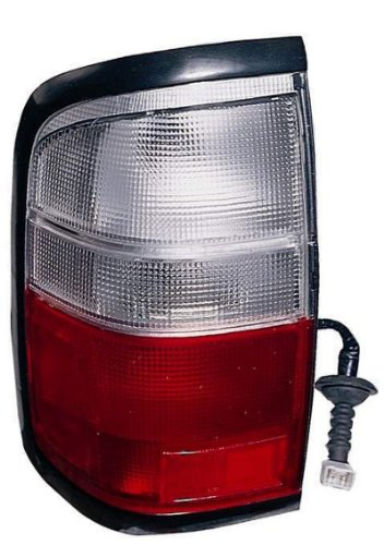 Infinity Qx4 97-00 Tail Light Pair Set New