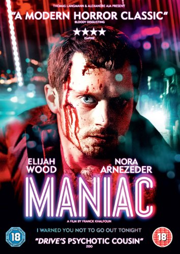 Maniac [DVD] [Reino Unido]