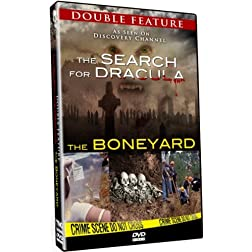 The Boneyard / The Search for Dracula - Double Feature