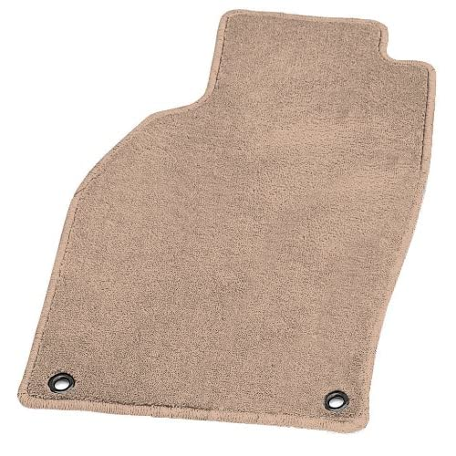 Coverking Custom Fit Front Floor Mats for Select Mitsubishi Eclipse Models Black Nylon Carpet