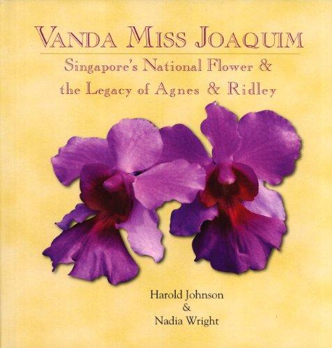 Vanda Miss Joaquim: Singapore's National Flower & the Legacy of Agnes & Ridley