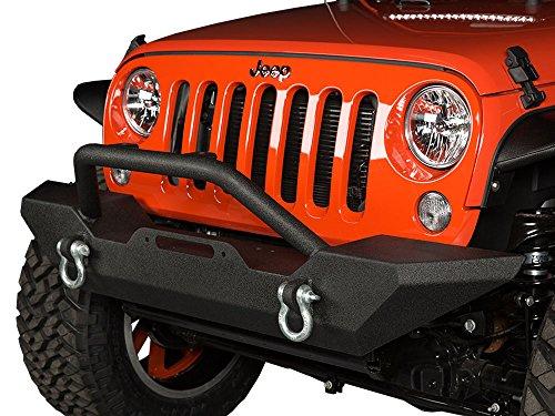 Havoc-Jeep-Wrangler-07-16-Wrecking-Ball-JK-Front-Bumper-D-Rings-Black-textured