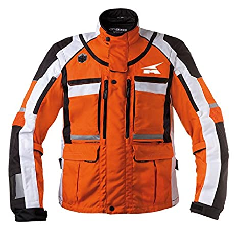 AXO MX6T0013-O00 Stone Veste, Taille L, Orange
