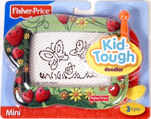 Sized Just Right For Take-Along Fun. - Fisher-Price Doodle Pro Designs - Strawberries