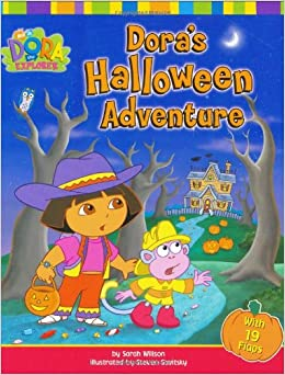 Dora's Halloween Adventure (Dora the Explorer (Simon