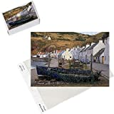 Photo Jigsaw Puzzle of Small fishing village of Pennan