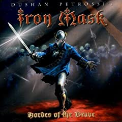 IRON MASK : Hordes of the brave (2005) [CD] 51i-Sm21A0L._AA240_