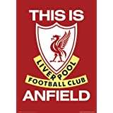 GB eye Ltd, Liverpool, This is Anfield, Maxi Poster, (61 x 91.5 cm), SP0041by LIVERPOOL F.C.