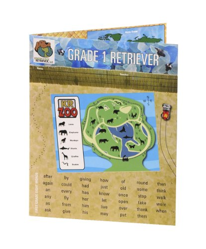 American Educational Knowledge Retriever 1st Grade D'Nealian - 1